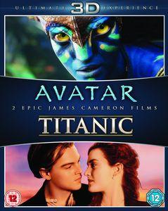 Avatar /  Titanic 3D [Import]