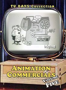 Animated Commercials #5