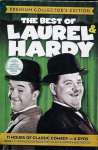 Laurel and Hardy: Premium Collectors Edition