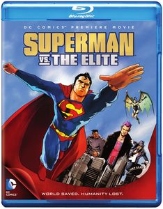 Dcu Superman Vs. the Elite MFV