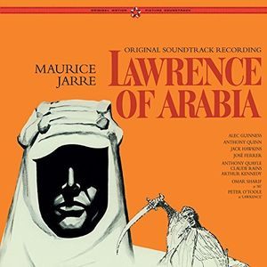 Lawrence Of Arabia: Deluxe Edition (Original Soundtrack) [Import]
