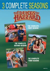 The Dukes of Hazzard: The Complete Seasons 1-3