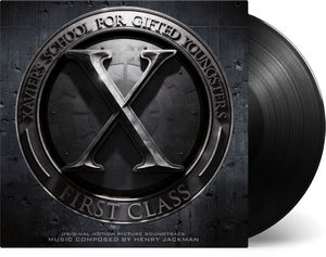 X-men: First Class /  O.s.t.