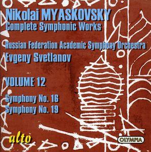 Symphony 16 & 19