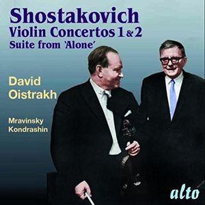 Violin Concertos 1 & 2 Suite From Alone