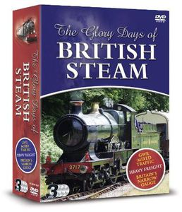 Glory Days of British Steam [Import]