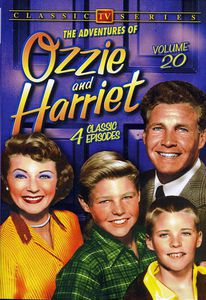 The Adventures of Ozzie & Harriet: Volume 20