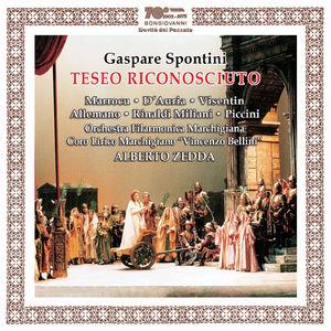 Gaspare Spontini: Teseo Riconosciuto