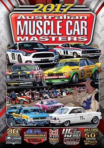 2017 Australian Muscle Car Masters Highlights [Import]
