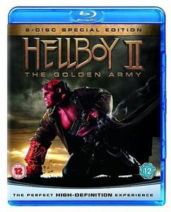Hellboy II: The Golden Army [Import]