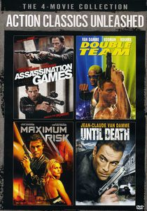 The 4-Movie Collection: Action Classics Unleashed