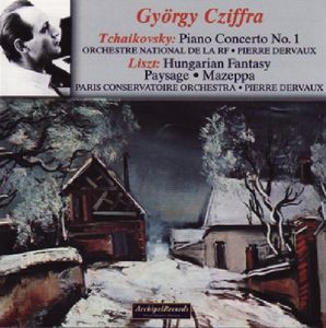 Piano Concerto /  Hungarian Fantasy for Piano &