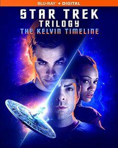 Star Trek Trilogy: The Kelvin Timeline