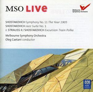 Shostakovich: Sym No 11 /  Jazz Suite No 1