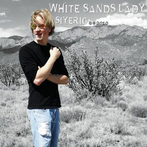 White Sands Lady