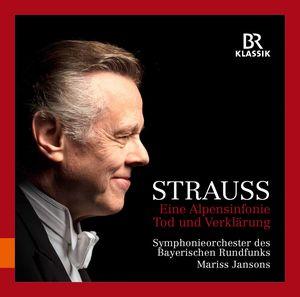 Richard Strauss: Eine Alpensinfonie & Tod und Verklarung