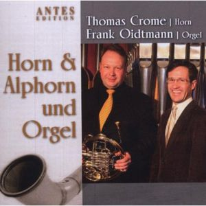 Horn Alphorn & Organ