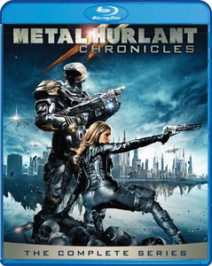 Metal Hurlant Chronicles: The Complete Series
