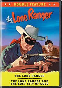 The Lone Ranger Double Feature
