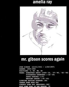 Mr. Gibson Scores Again