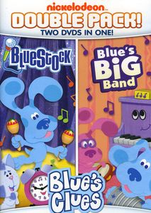 Blue's Clues Double Feature: Blue's Big Band /  Bluestock