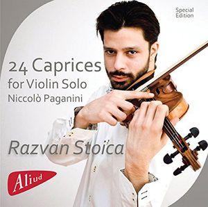 24 Caprices for Violin Solo