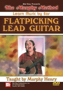 Flatpicking Lead Guitar Learn Music by Ear