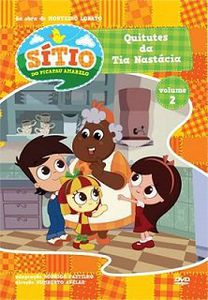 Sitio Do Pica Pau Amarelo-Quitutes Da Tia Nastacia [Import]