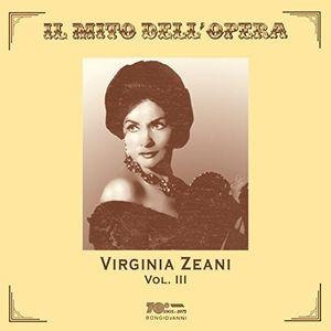Virginia Zeani, Vol. 3