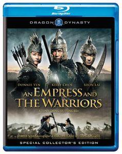 Empress & the Warriors, An Blu-Ray