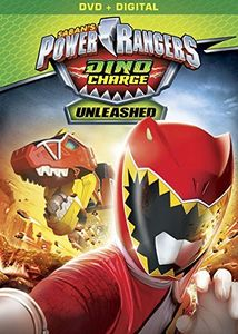 Power Rangers Dino Charge Unleashed