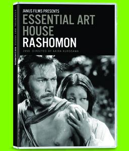 Rashomon (Essential Art House)