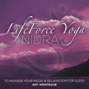 Lifeforce Yoga Nidra Manage Your Mood & Relaxation