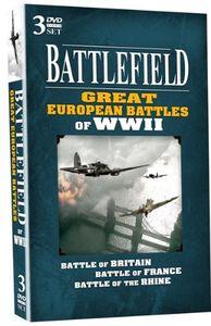 Battlefield: Great European Battles of WWII