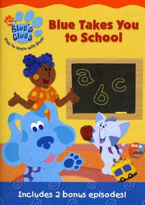 Blue's Clues: Blue Takes You to School