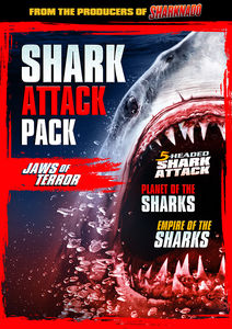 Shark Attack Pack: Jaws of Terror