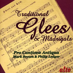 Traditional Glees & Madrigals