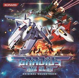 Gradius The Slot (Original Soundtrack) [Import]