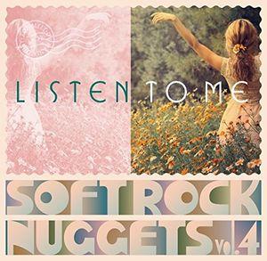 WARNER SOFT ROCK NUGGETS VOL 4 (LISTEN TO ME) [Import]