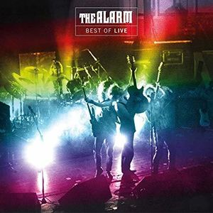 Best Of Live , The Alarm