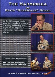 Harmonica of David Hurricane Hoerl