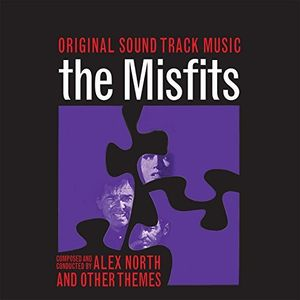 The Misfits and Other Themes (Original Soundtrack) [Import]