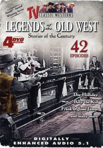 TV Classic Westerns: Legends of the Old West