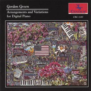 Digital Piano Arrangements