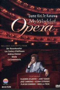 Dame Kiri Te Kanawa: My World of Opera
