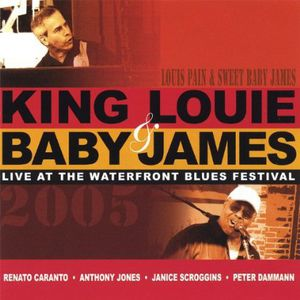 Live at the Waterfront Park Blues Festival