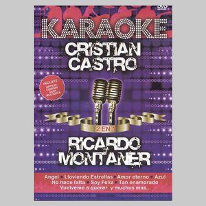 Karaoke: Cristian Castro-Ricardo Montaner /  Various [Import]