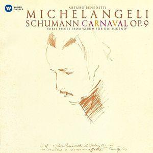 Schumann: Calnaval. Op. 9 Etc.