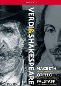 Verdi: Shakespeare Operas