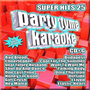 Party Tyme Karaoke: Super Hits 25